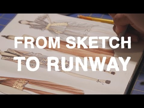 What Does it Take to Be A Fashion Designer?