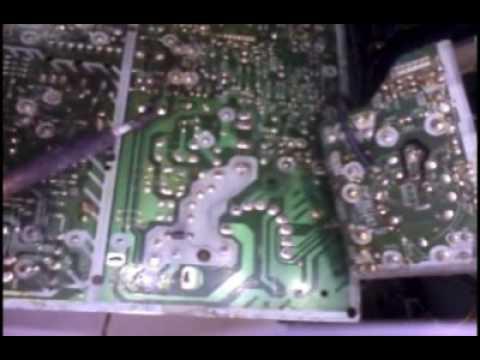 Kerusakan Tv Panasonic Mati Lampu Berkedip Kedip