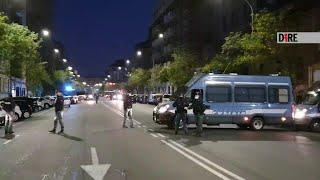 Roma, sgomberata la sede di Forza Nuova in via Taranto