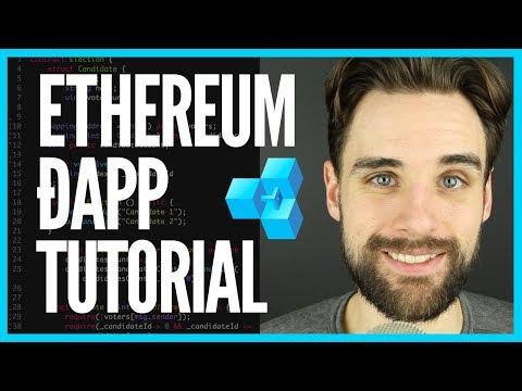 How To Build Ethereum Dapp (Decentralized Application Development Tutorial)