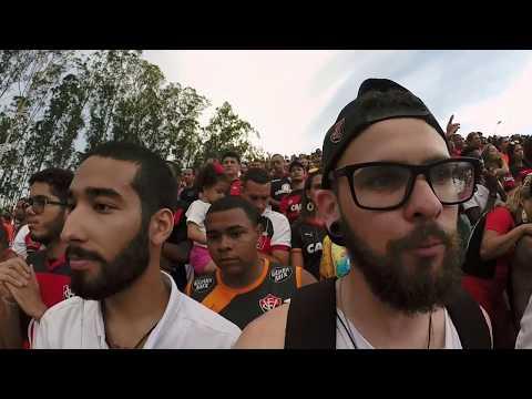 NO FIO DA NAVALHA - Vitória 1x2 Flamengo