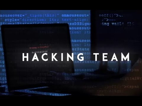 HackingTeam -The Hidden World of Hacking and Surveillance