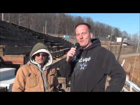 Path Valley Speedway 2-27-16 Update