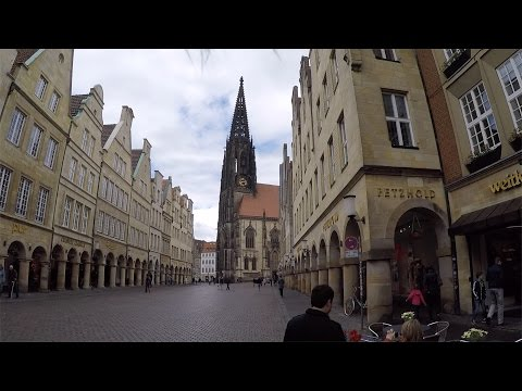 #Münster #Germany Europe #Travel Video