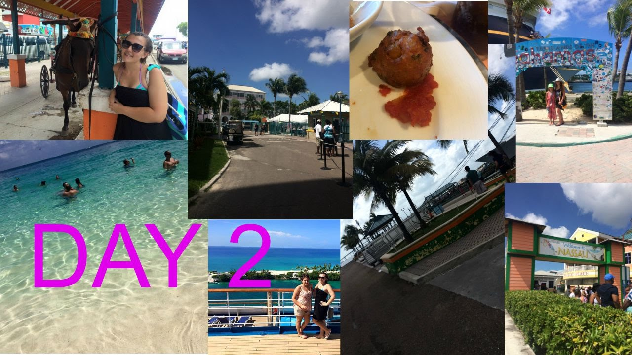 Carnival Victory Cruise Day 2/5