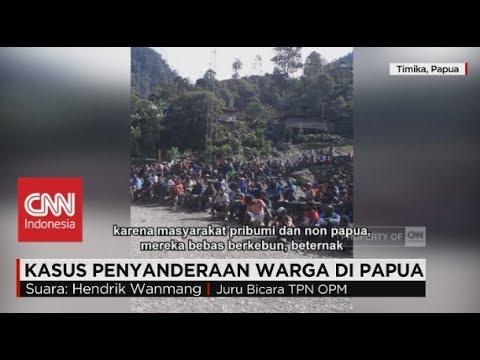 Kasus Penyanderaan Warga di Papua