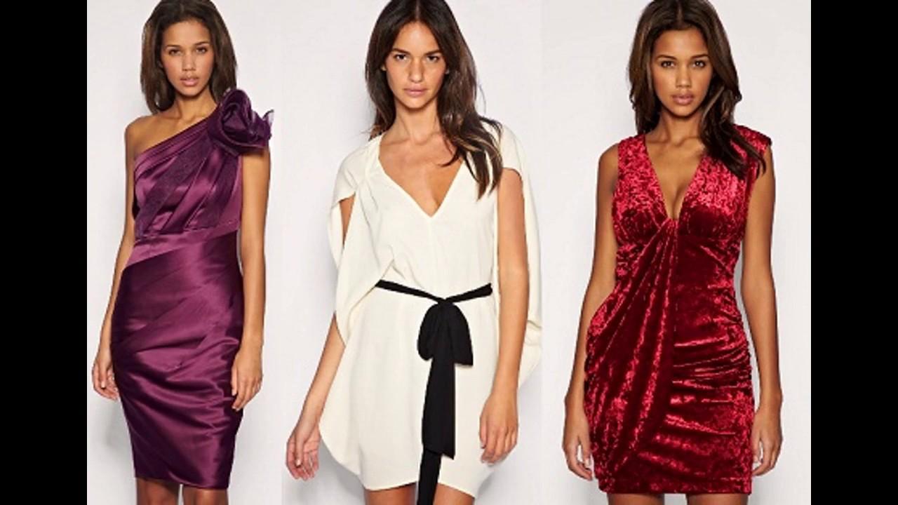 19fe18bde6 Tendencias Vestidos 2017 para Mujeres de 30