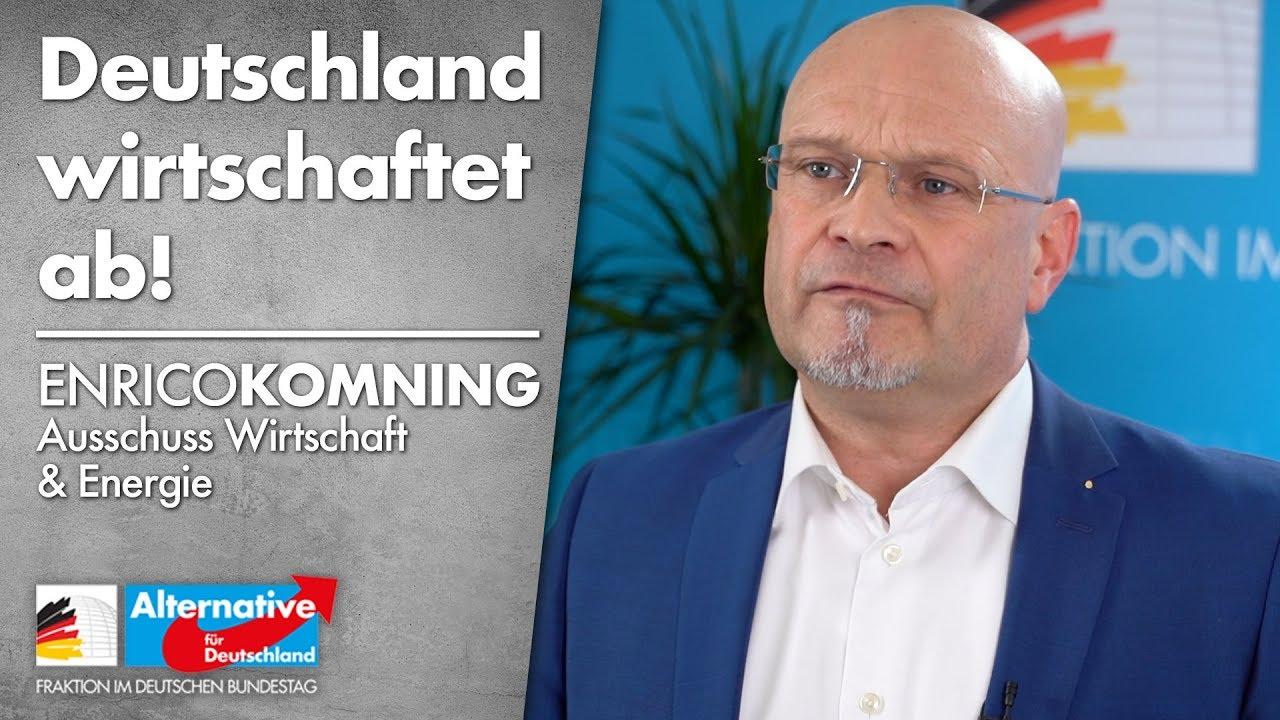 Deutschland wirtschaftet ab! - Enrico Komning