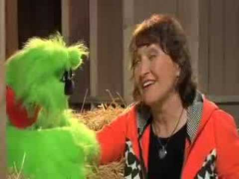 Mary Rice Hopkins and Puppets with a Heart -By Darcie Maze