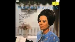 Ingeborg Hallstein sings Strauss