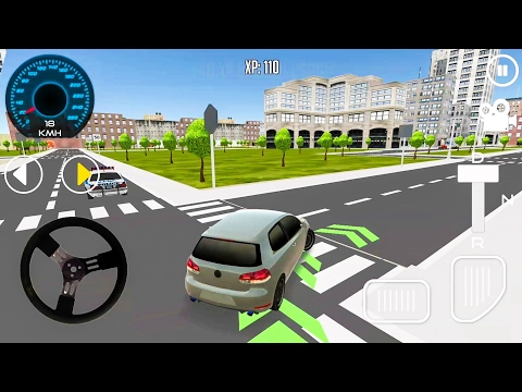 Driving School 3D - Android Gameplay FHD