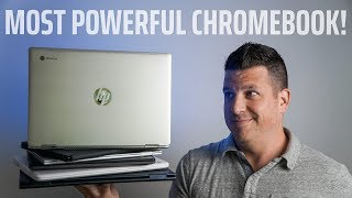 HP Chromebook x360 14 G1 Review: The Most Powerful Chromebook