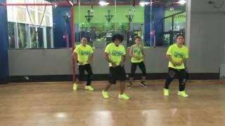 Pasito Machete | Megamix 54 | Zumba® Fitness | Manolo Ramon