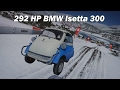 Blizzard Peak Hill Climb - 1957 BMW Isetta 300 Export (Forza Horizon 3)