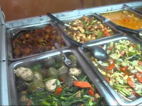 Bunga Rampai TiVi 791 sekilas makanan Vegetarian di Resto Vegetarian bag 1