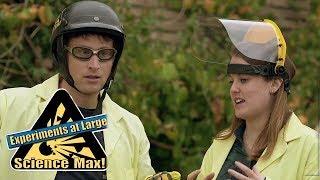 Science Max | NEWTON'S LĄW | Season 1 Full Episode | Kids Science