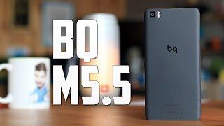 BQ Aquaris M5.5, Review en español
