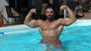 Sergi Constance Mr. Olympia Vlog 4 days out