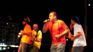Nux Vomica en concert pour la fête du port de Nice