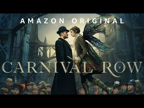 Carnival Row Season 1 - Official Trailer | Prime Video