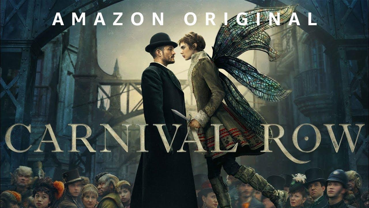 De officiële Carnival Row trailer is hier