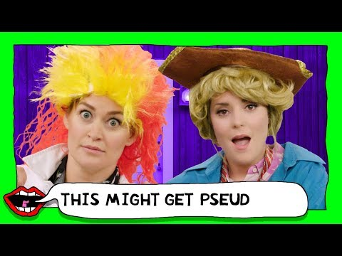 HAVING AN IDENTITY CRISIS with Grace Helbig & Mamrie Hart