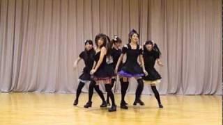 Repeat youtube video 【DANCEROID】メグメグ☆ファイアーエンドレスナイト【踊ってみた】
