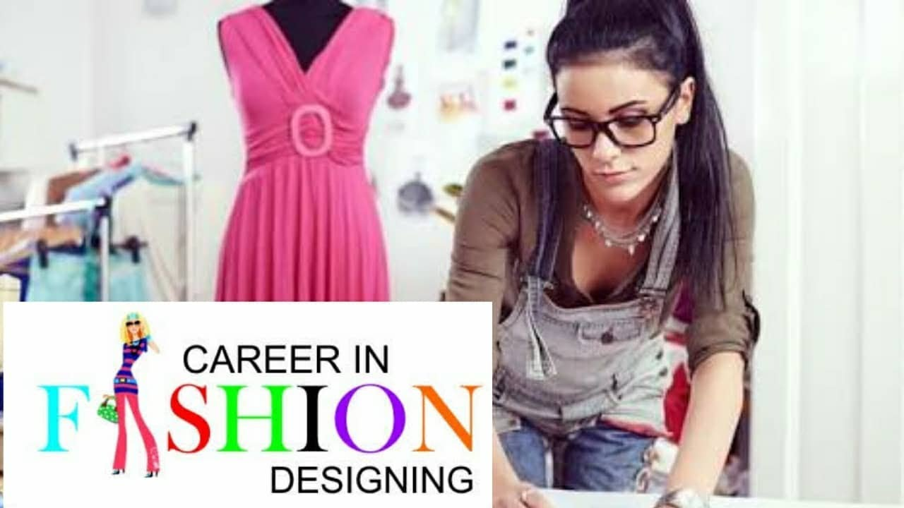 Career In Fashion Design After 12th And 10th I Good Career Option Fashion Designing Trendy India Youtube