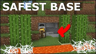 The Most SAFEST House in Minecraft!