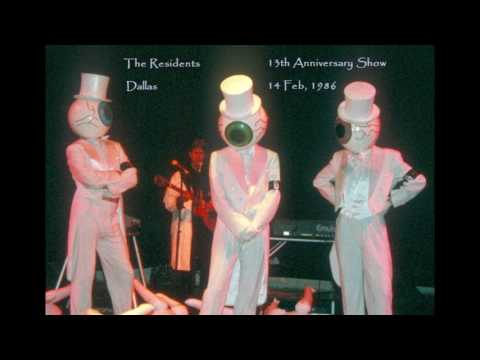 The Residents - 13th Anniversary Show, Dallas