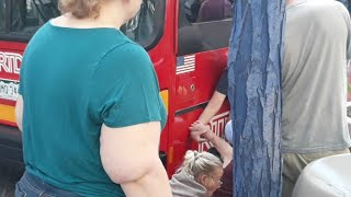 Hit By A Bus At Janet's Kitchen RTD Is At Fault