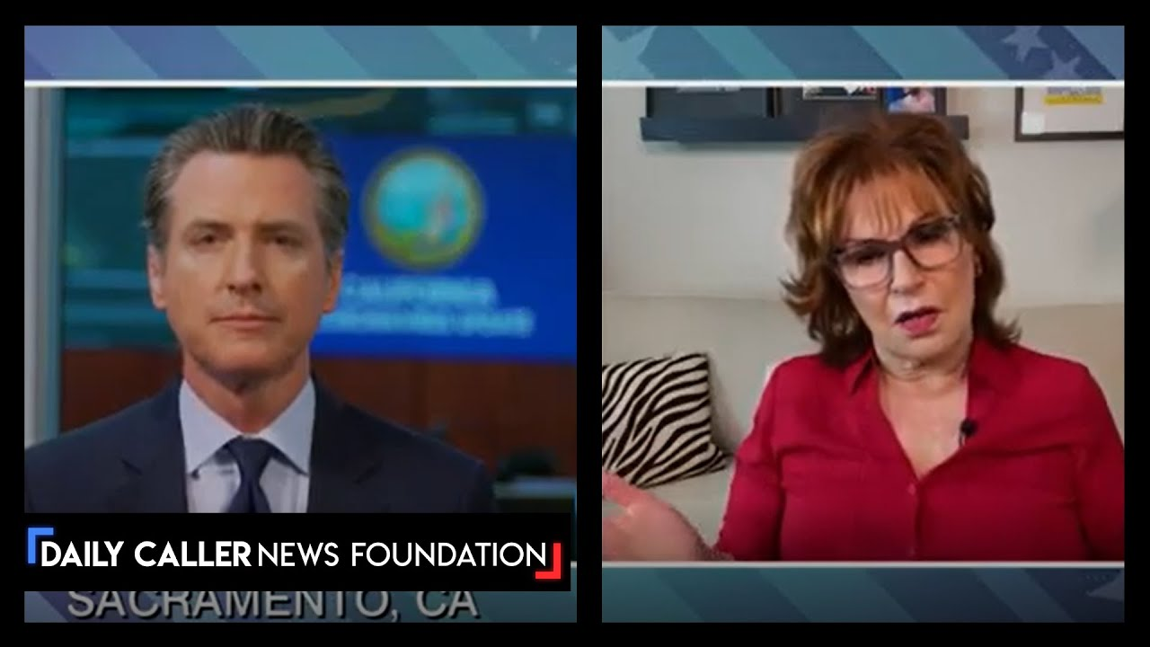 Gov. Newsom DEFENDS President Trump On The View