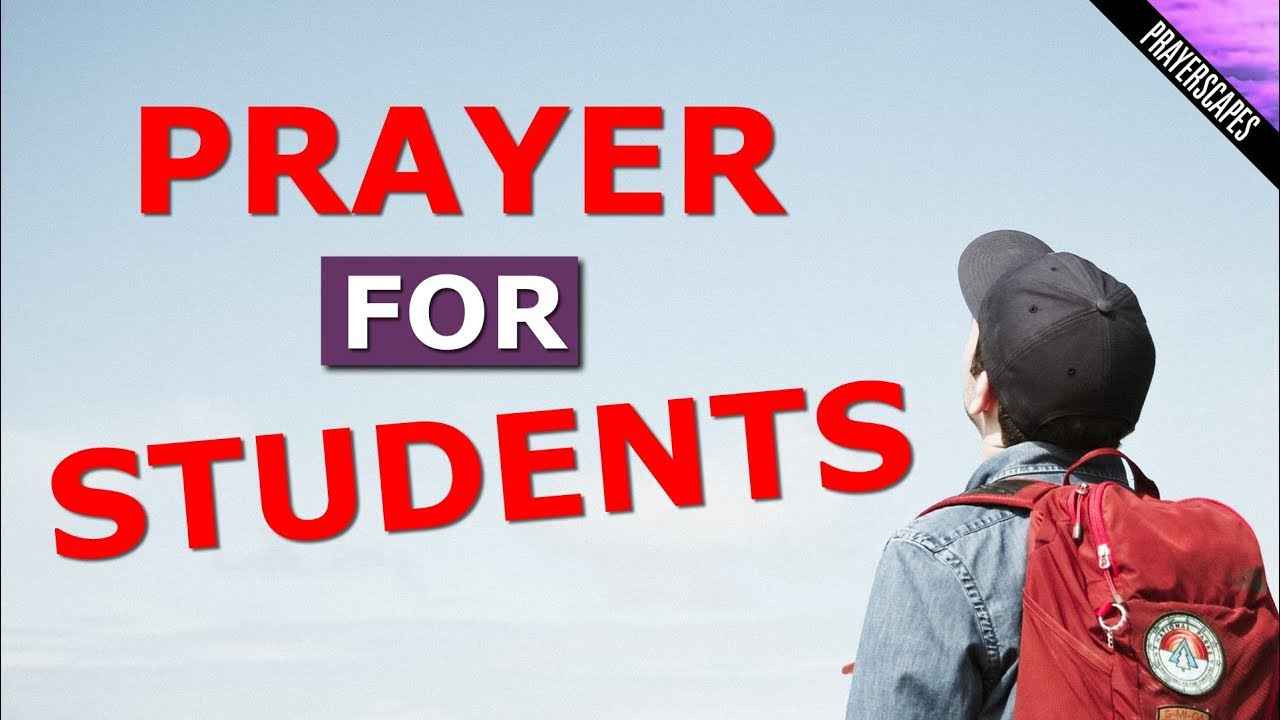Prayer for Youth (Prayers for Teenagers)