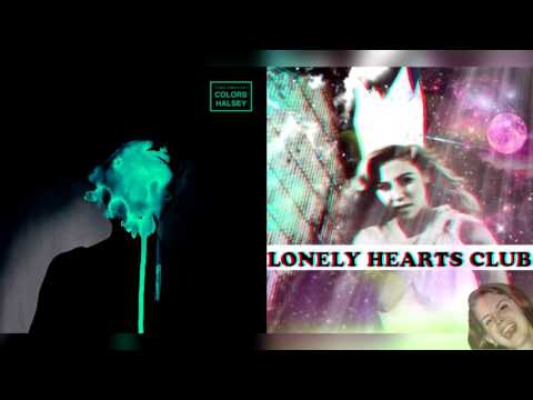Lonely Hearts Club x Colors - Marina and The Diamonds & Halsey