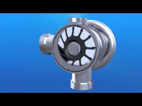 US 22060 Milk Tanker Pump Flexible Impeller Milk Hauler Dairy Farmer