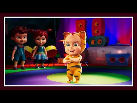 Ram Sam Sam | Dance Song for Kids + More Kids Songs and Nursery Rhymes | Cartoon Videos for Toddlers