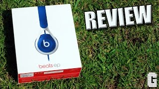 First Look! Beats by Dre EP Headphone REVIEW