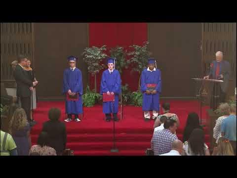 Eddlemon Adventist School 2020 Graduation