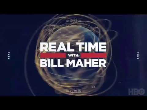 Real Time with Bill Maher - intro (2017)