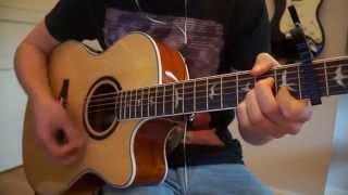 Maroon 5 - Maps - Guitar Cover | Mattias Krantz