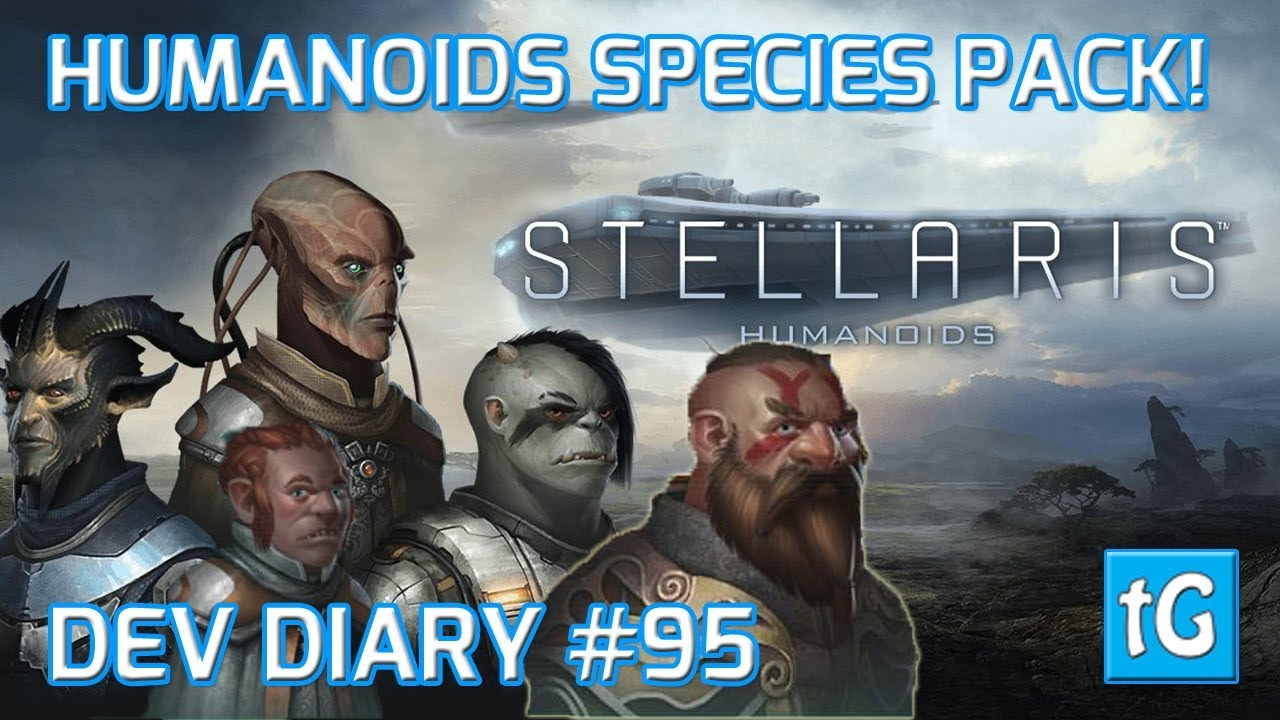 Stellaris Dev Diary – Thoughtful Gaming