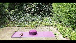 50 dakikalik anlatimli yoga dersi