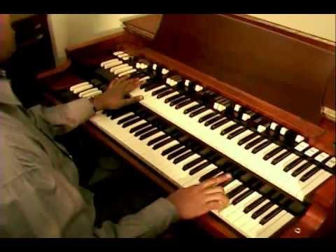 Hammond B3 Organ *Slow Blues