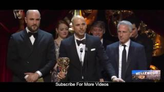 La La Land Best Film  Speech  at 70th British Academy Film Awards 2017 BAFTA