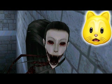 A FLOATING HEAD??  THE EYES Mobile Horror Game  Fan Choice Friday