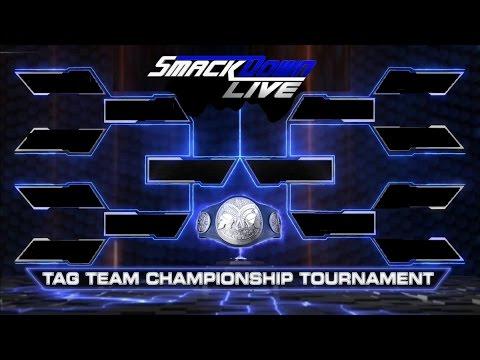 WR3D - SmackDown Tag Team Championship Tournament Teaser ...