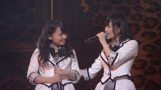 友達(山田菜々、山本彩) NMB48 4TH ANNIVERSARY LIVE 10月16日にて。 ...