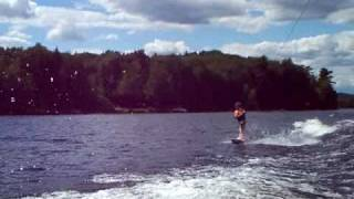 wakeboard wipeout