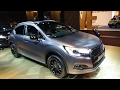 2017 DS 4 Crossback -Exterior and Interior - Auto Show Brussels 2017