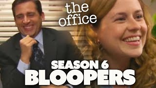 Season 6 BLOOPERS | The Office US | Comedy Bites